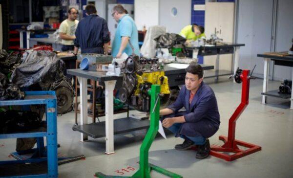 Producción ajustada en fabricación mecánica