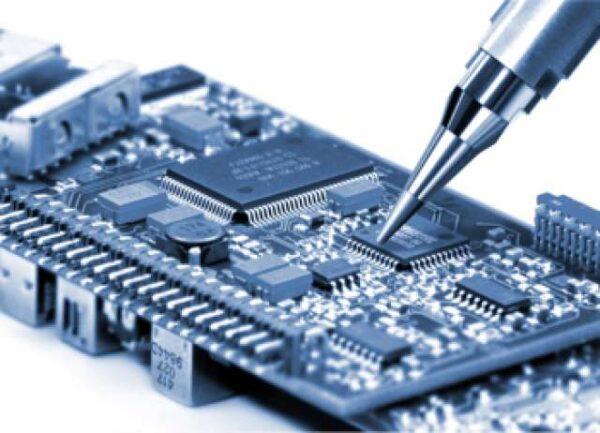 Elementos, herramientas y equipos para el conexionado de equipos eléctricos y electrónicos