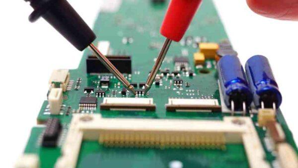 Elementos y componentes de los equipos electrónicos