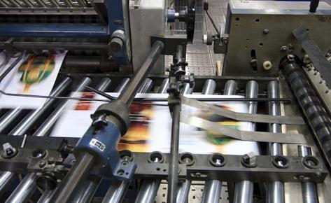 Contratación de trabajos de preimpresión en la industria editorial