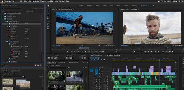 Adobe Premiere CS6
