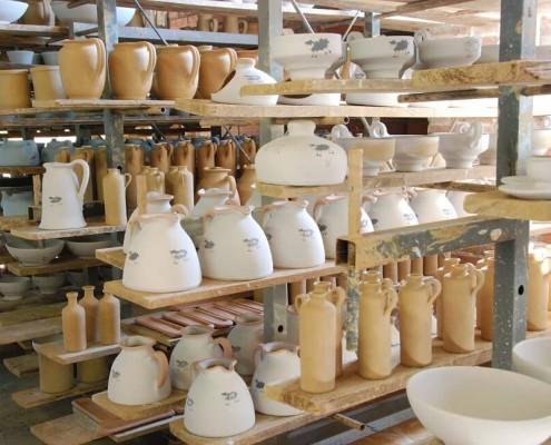 Control de las Operaciones y Procesos de Fabricación de Productos Cerámicos Conformados