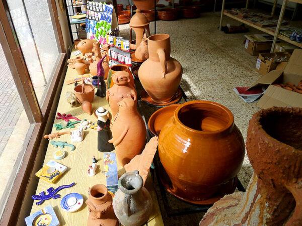 Control de las operaciones y procesos de fabricación de pastas cerámicas