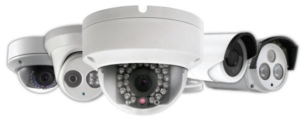 Videovigilancia: CCTV usando video IP
