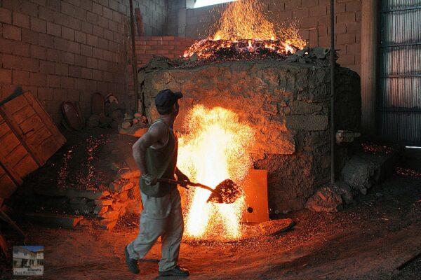 Gestión de rediduos, efluentes y emisiones en la cocción, en la fabricación de productos cerámicos