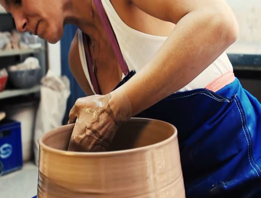 Tratamiento de la información y documentación de organización de la producción de pastas cerámicas
