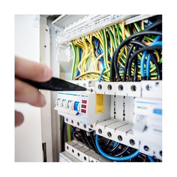 Medidas y verificaciones en las instalaciones eléctricas en el entorno de edificios y con fines especiales