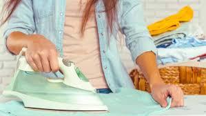 Almacenamiento y distribución interna de ropas y productos para el planchado en alojamientos