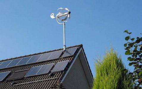 Desarrollo de Proyectos de Instalaciones de Energía Mini-Eólica Aislada