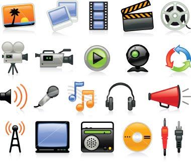 Edición y composición de productos multimedia