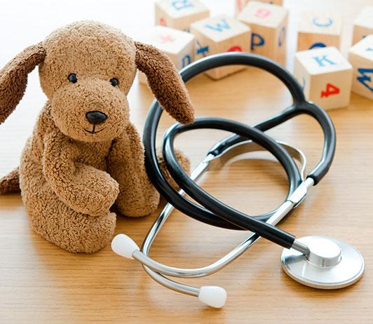 Cuidados Auxiliares de Enfermería en Pediatría