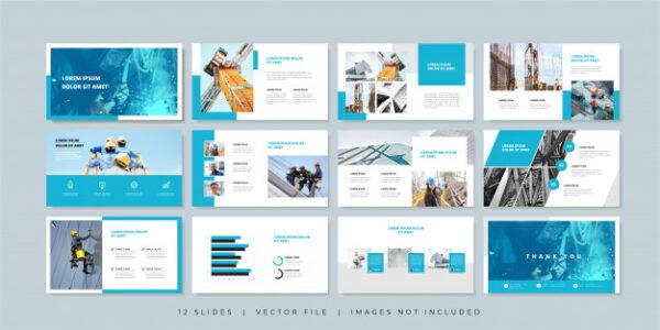 Acciones con diapositivas en presentaciones