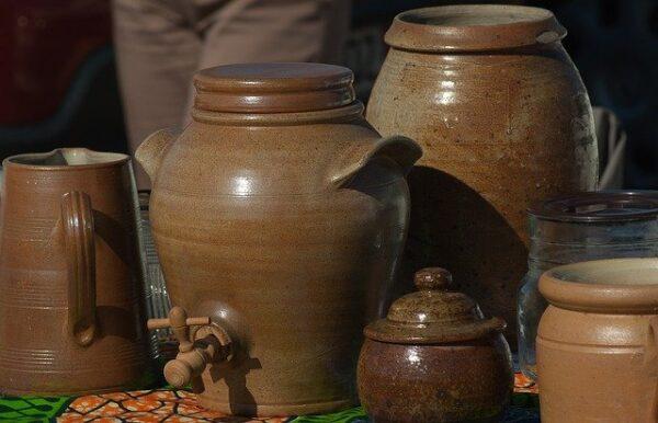 Identificación de pastas cerámicas