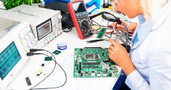 Interpretación de esquemas de montaje de equipos eléctricos y electrónicos