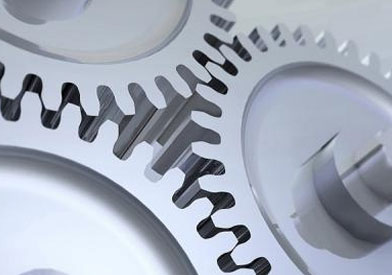 Simulación de producción de fabricación mecánica