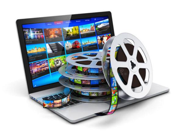 Procesos de registro, grabación y reproducción de imagen audiovisual
