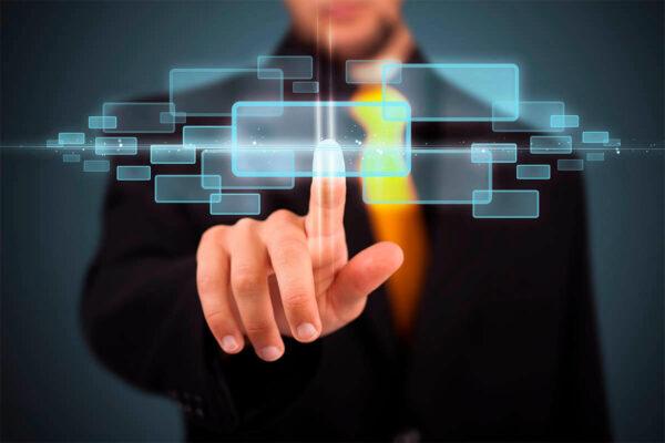 Opciones características de software de autor para proyectos audiovisuales multimedia